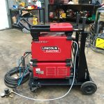 6. Lincoln Electric Invertec TPX 300 Water Cooled DC TIG Welder Inverter Package, 415V