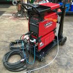 7. Lincoln Electric Invertec TPX 300 Water Cooled DC TIG Welder Inverter Package, 415V
