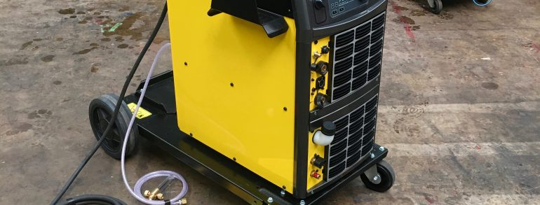 ESAB Origo Tig 4300iw AC/DC TA24 Water Cooled 415V TIG Welder Inverter Package