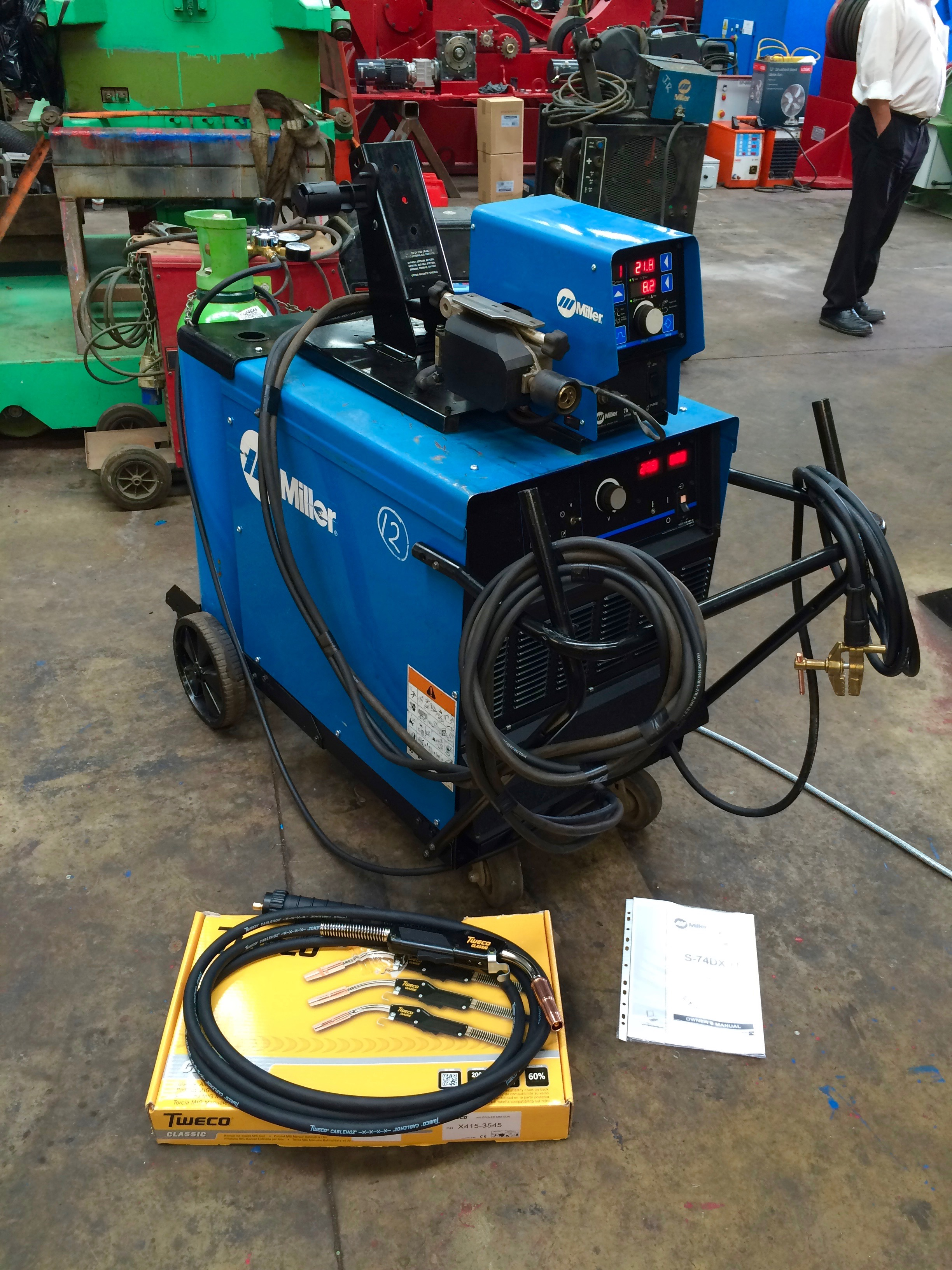 Mig Welder For Sale >> Mig Welding Machines Spectrum Welding Supplies Ltd