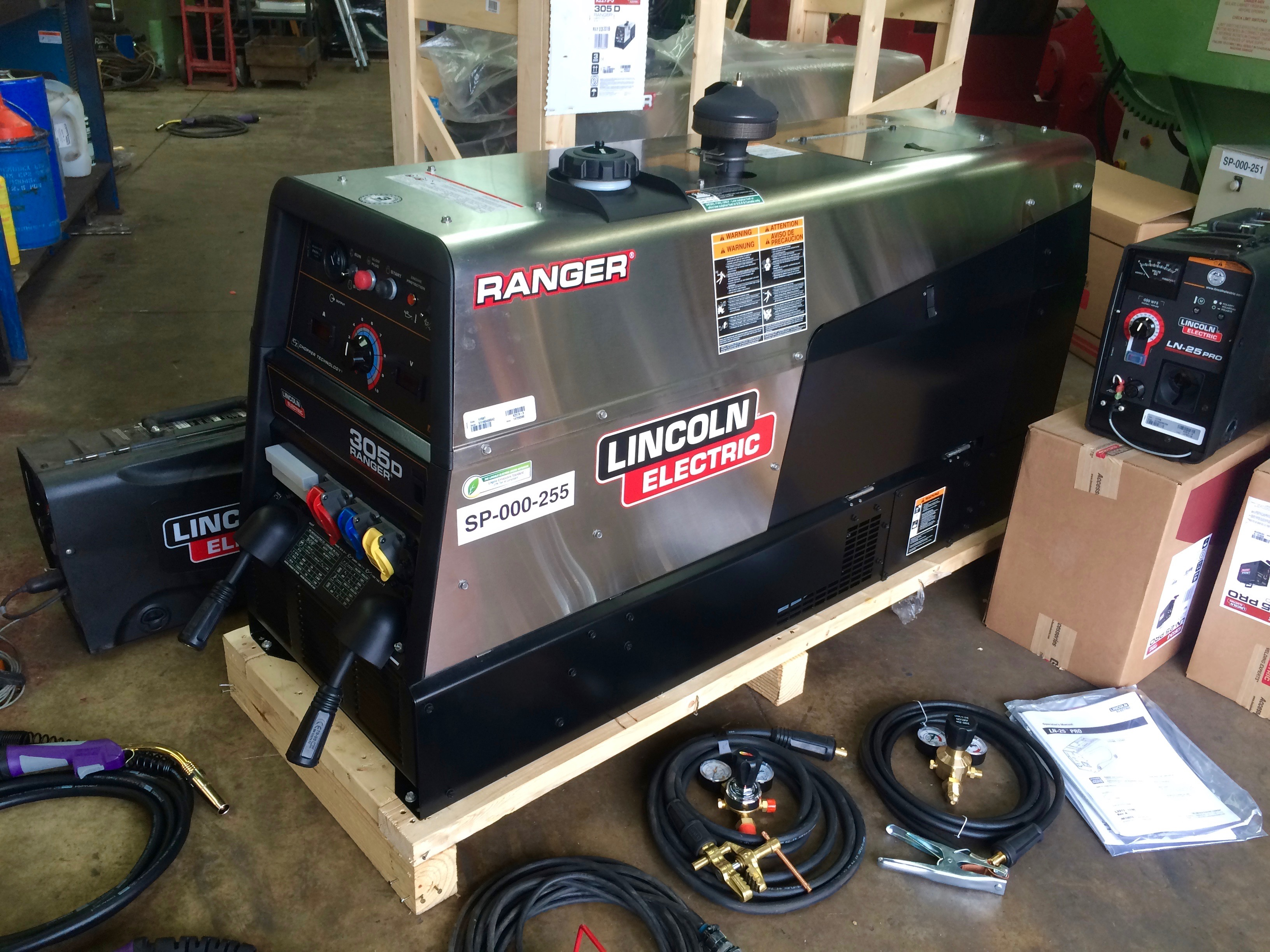line new process welders model welder electric advanced to mig adds lincoln
