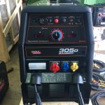 5. Brand New Lincoln Electric Ranger 305D Welder Generator MIG and MMA Stick Setup with LN-25 Pro Wire Feeders