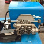 5. Miller Deltaweld 402 415V with Miller S-74DX Wire Feeder MIG Welder Package