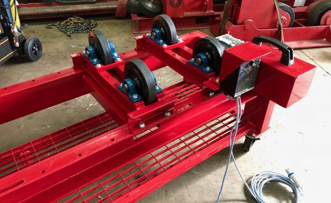 1 Tonne SWL Bespoke Manufactured Adjustable Rotators and Adjustable Rotator Frame-3