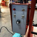 300kg SWL SPECIAL Welding Positioner with 90mm hole through table-4