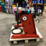 300kg SWL SPECIAL Welding Positioner with 90mm hole through table-5