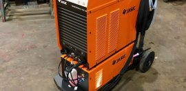 Jasic TIG 500P AC/DC Water Cooled Inverter TIG Welder Package