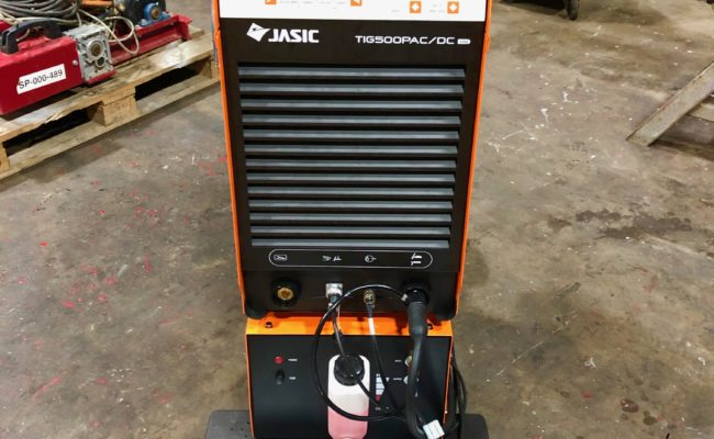 Jasic TIG 500P AC:DC Water Cooled Inverter TIG Welding Package-3