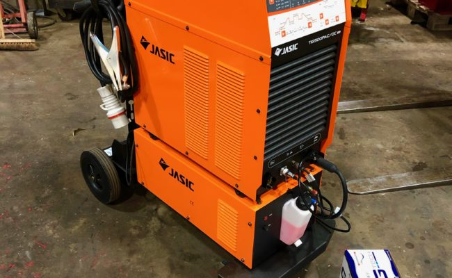 Jasic TIG 500P AC:DC Water Cooled Inverter TIG Welding Package-4
