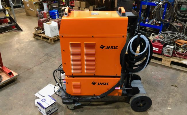 Jasic TIG 500P AC:DC Water Cooled Inverter TIG Welding Package-6