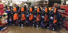 Brand New Jasic MIG 450 Water Cooled MIG Inverter Welder Hire Fleet Packages