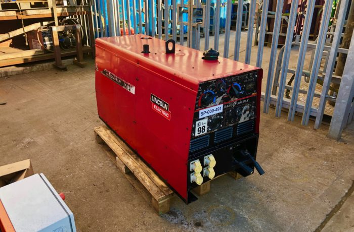 Lincoln Electric 300 DLX Diesel Welder Generators for Hire