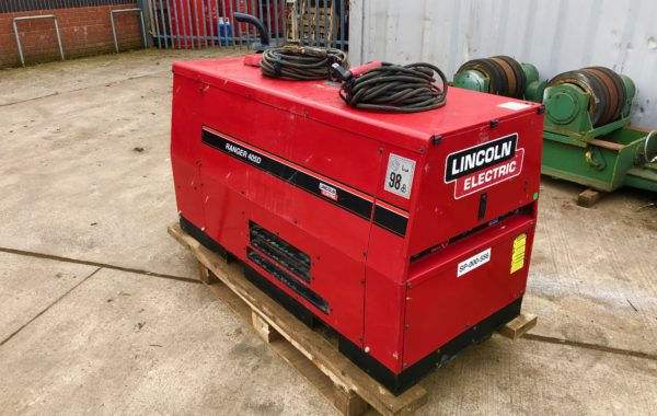 Lincoln Electric Ranger 405D Diesel Welder Generator
