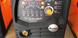 Jasic TIG 315P Pro Pulse Multi Wave air cooled ACDC TIG inverter welder package