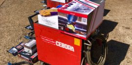 Used Cebora 255C 415V 3-phase Compact MAG welder packages for sale