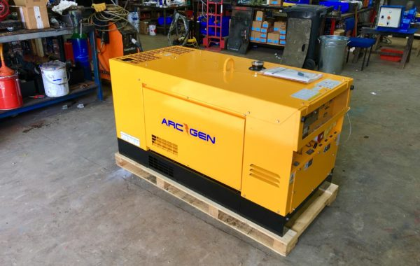 Hire fleet Arc Gen Weldmaker 500 CC/CV multi-process diesel welder generator