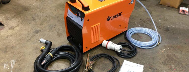 Spectrum hire plant Jasic Cut 100 Plasma Cutter 415V 3-Phase