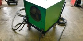 Spectrum hire plant UCAR VCR 801 air arc gouging welder package