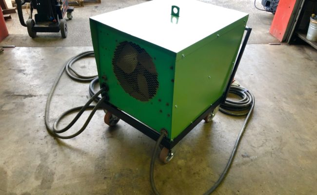 Spectrum hire plant UCAR VCR 801 air arc gouging welder package-4